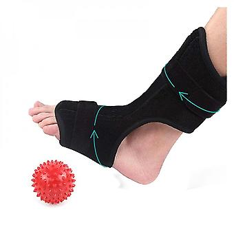Adjustable Foot Drop Brace & Ankle Foot Orthosis Support