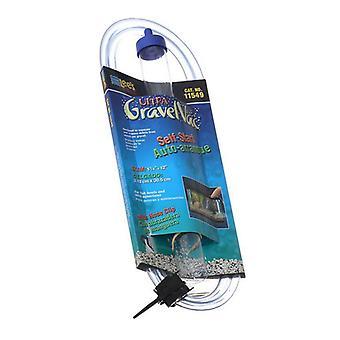 "Lees Ultra Gravel Vac - Slim - 12"" Long"