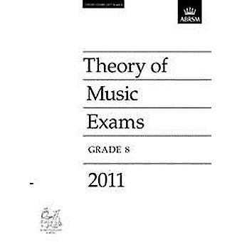 ABRSM Theory Paper Grade 8 (2011)