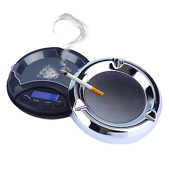 0.01g X 100g Digital Ash Tray Style Weighing Precision Pocket Scales