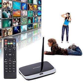 Cs918 עבור אנדרואיד 4.4 תיבת טלוויזיה חכמה 2gb + 16gb ארבע ליבות WiFi להגדיר תיבות עליונים
