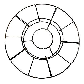Round Pig Slot Iron Rack Piglet Fodder Slot
