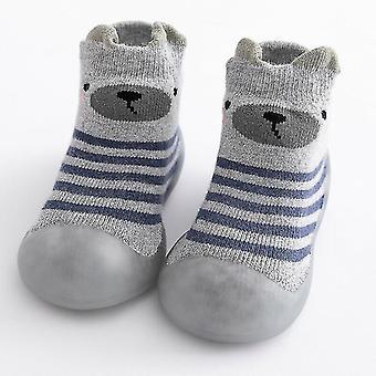 Baby Toddler pentru copii non-alunecare crawling șosete Pantofi îngroșat Papuci îngroșat