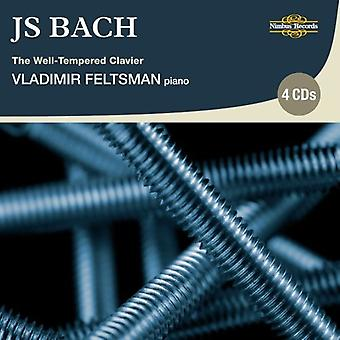 J.S. Bach - Bach: The Well-Tempered Clavier [CD] USA import