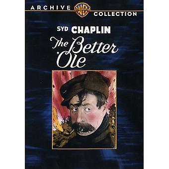 Bättre Ole [DVD] USA import