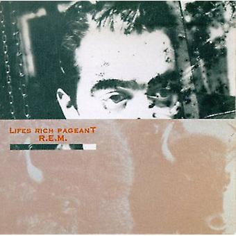 R.E.M. - Life's Rich Pageant [CD] USA import