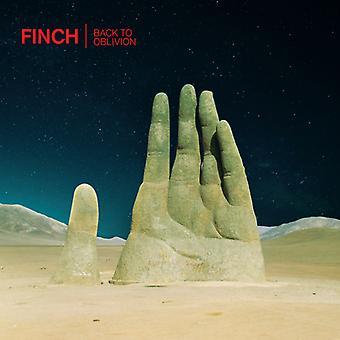 Finch - Back to Oblivion [CD] USA import