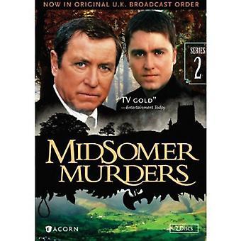 Midsomer Murders: Series 2 [DVD] USA import