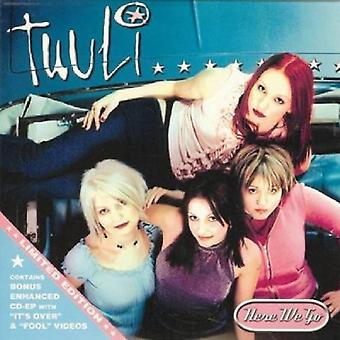Tuuli - Here We Go [CD] USA import
