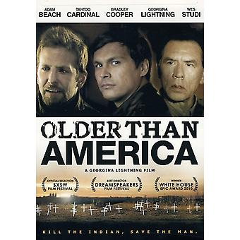 Older Than America [DVD] USA import