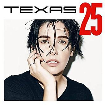 Texas - Texas 25 [CD] USA import