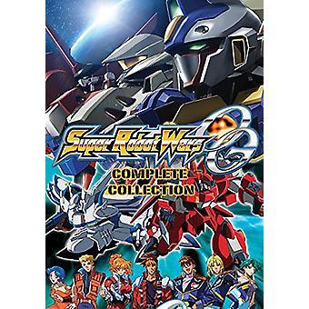 スーパー ロボット大戦コンプリート ・ コレクション [DVD] USA 輸入