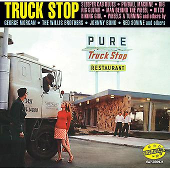Truck Stop - Truck Stop [CD] USA import