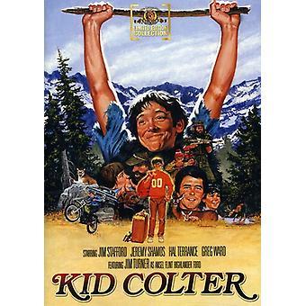 Kid Colter [DVD] USA import