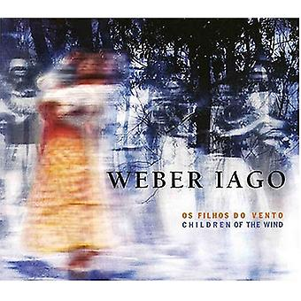 Weber Lago - Os Studios Do Vento: Kinderen van de Wind [CD] USA import
