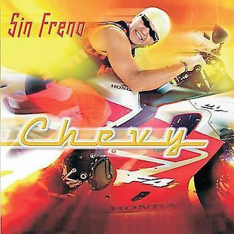Chevy - Sin Freno [CD] USA import