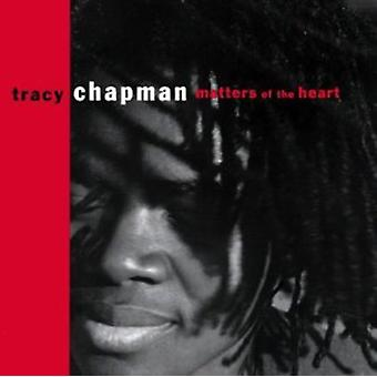 Tracy Chapman - Matters of the Heart [CD] USA import