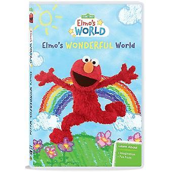 Elmo's World: Elmo's Wonderful World [DVD] USA import