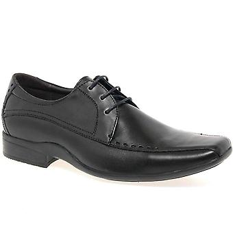 Front Ryton Mens Lace Up Formal Shoes