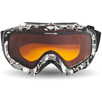 Trespass Mens & Womens/Ladies Freyr Double Lens Snowsport Ski Goggles
