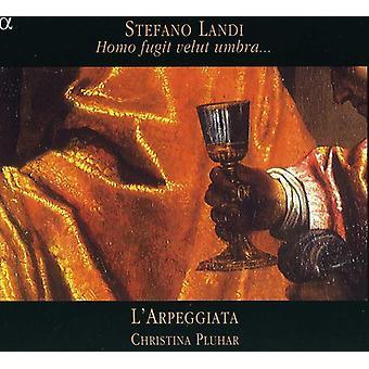 S. Landi - Stefano Landi: Homo Fugi Velut Umbra... [CD] USA importazione