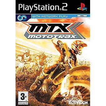 MTX Mototrax (PS2) - Ny fabrik forseglet