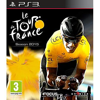 Tour de France 2015 (PS3)-nyt