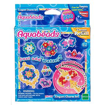 Aquabeads 31038-eleganten Charme-Set, mehrfarbig
