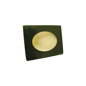 Instrukcja obsługi Indesit rozwijanego zielony piekarnik drzwi szklane