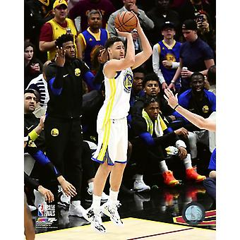 Klay Thompson Game 3 of the 2018 NBA Finals Photo Print