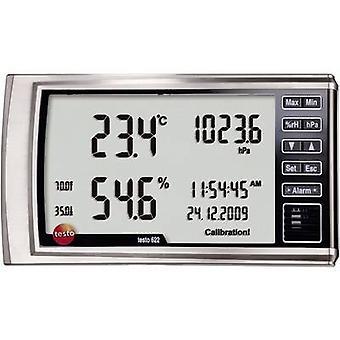 Testo 622 termo-higrômetro e indicador de pressão