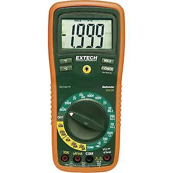 Extech EX410A handheld multimeter digitale CAT III 600 V display (tellingen): 2000
