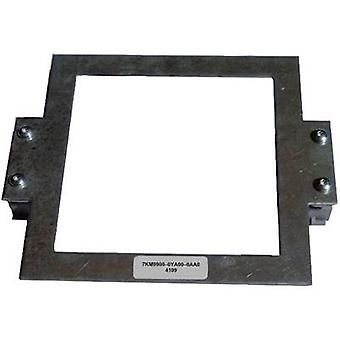 Siemens SENTRON PAC TMP Attachment plate for DIN rails SENTRON PAC TMP Compatible with (details) SIEMENS, SENTRON, PAC3100, PAC3200, PAC4200