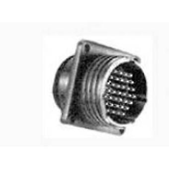 TE Connectivity 183075-1 Bullet connector Sleeve plug Series (connectors): CPC Total number of pins: 24 1 pc(s)