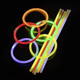 Snappy Glow stick set 25-delige Multi kleur 20 cm