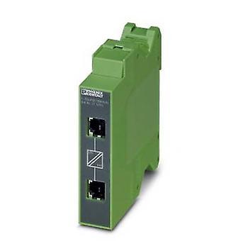 فينيكس الاتصال FL isolator 1000-RJ/RJ شبكة معزولة رقم. من منافذ إيثرنت 2