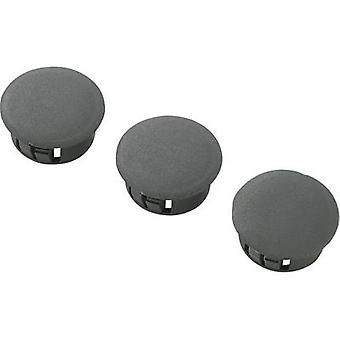 KSS 538898 boring Plug zwart (Ø) 22.9 mm