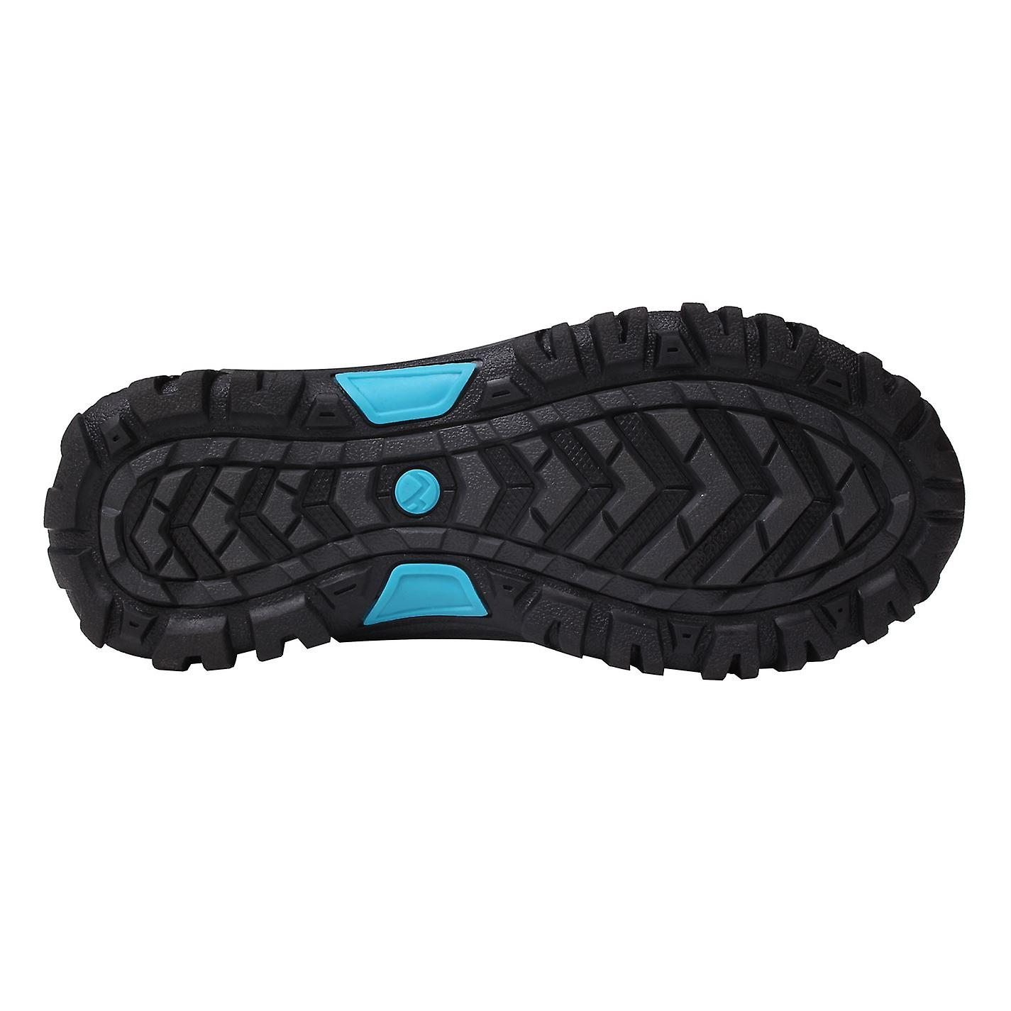 Gelert Childs Horizon Low Boots Laces Fastened Walking Waterproof Footwear