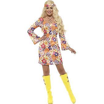 Kukka hippi puku, XS