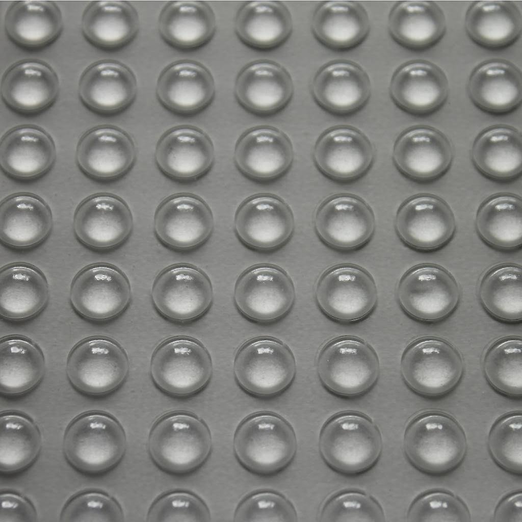 PROTECTOR,SOFT CLOSE STOP DOTS 8mm CLEAR KITCHEN CABINET DOOR BUFFER PADS CATCH