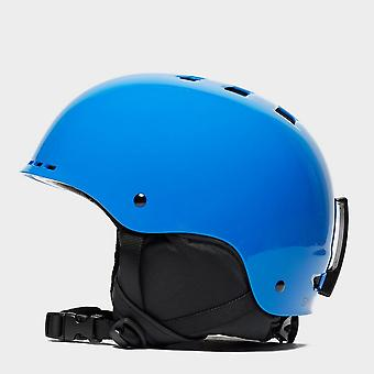 New Smith Holt 2 Junior Snowboard Ski Helmet Snowsports Blue