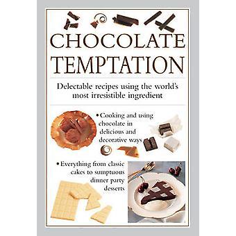 إغراء الشوكولاته-وصفات لذيذة باستخدام معظم آيريس في العالم