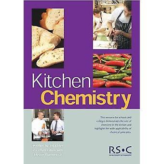 Küche-Chemie von Ted Lister - Heston Blumenthal - 9780854043897 B