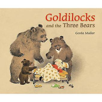 Guldlok og de tre bjørne Gerda Muller - 9780863157950 bog