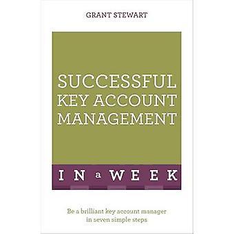 Gestión de cuentas clave éxito en una semana - ser un brillante Accou clave