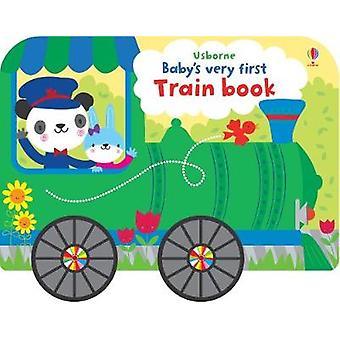 赤ちゃんの非常に最初の鉄道本 - 978147 で赤ちゃんの非常に最初の鉄道の本