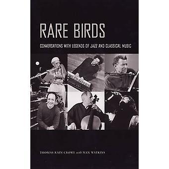 Sällsynta fåglar - samtal med legender av Jazz och klassisk musik av