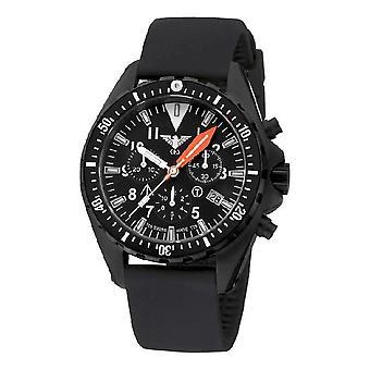 KHS MissionTimer 3 OT heren horloge horloges Chronograaf KHS. MTAOTC. SB