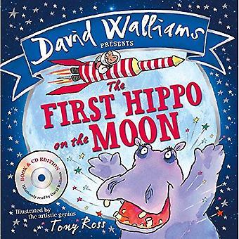 L'ippopotamo primo sulla luna