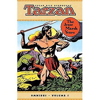 Tarzan: Jesse Marsh ans Omnibus Volume 1